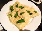 Fresh Pea & Ricotta Ravioli